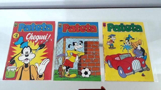 Gibis pateta 1 série lote coleção editora abril 32 revistas em quadrinhos Disney - Foto 2