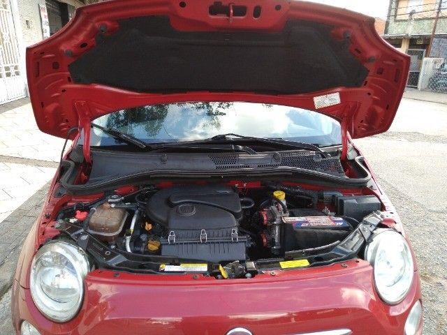 Fiat 500 cult 1.4 completo - Foto 8