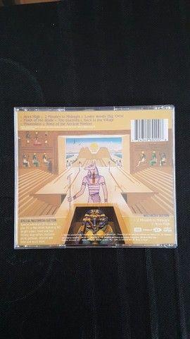 CD Iron Maiden Powerslave - Foto 3