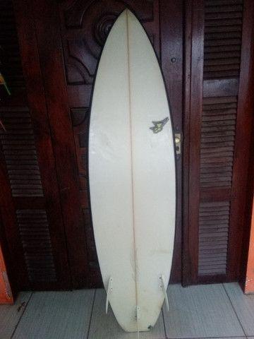 Vendo pranchinha 6'0 300 reais - Foto 4