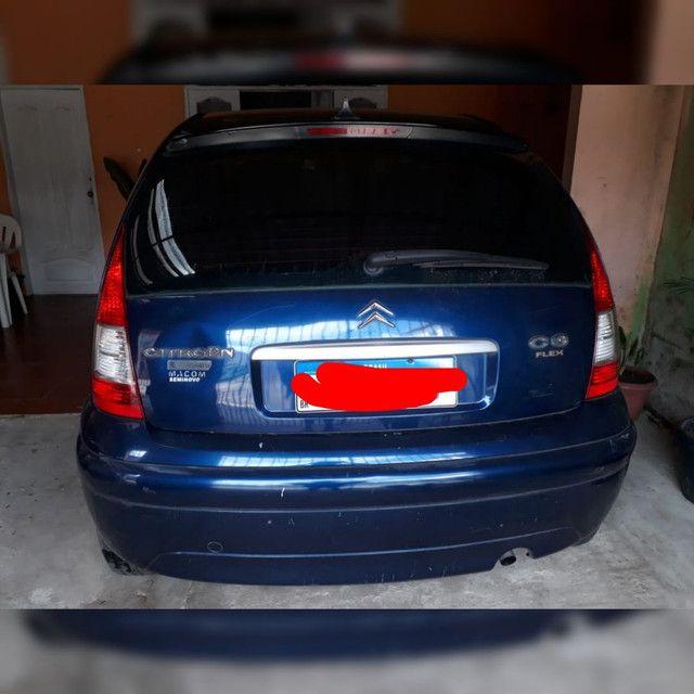 Carro Citroen C3 c/ emplacamento Mercosul