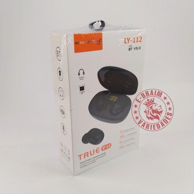 Fone de Ouvido Bluetooth H'maston Pro LY-112 - Foto 4