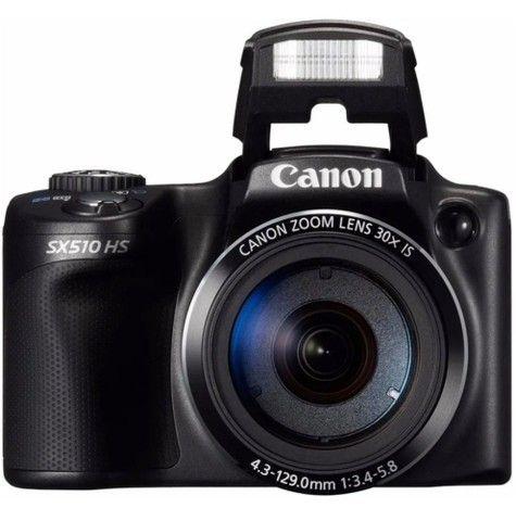 Câmera Canon OBS:aceito troca por smartphone ou PS4 - Foto 2