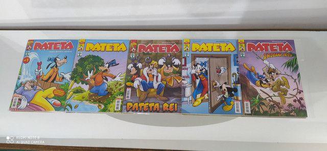 Coleção gibis pateta 3 série 1 ao 86 exceto edição 39- 75 e 82  - Foto 2
