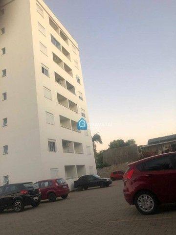 Apartamento com 2 dormitórios para alugar, 62 m² por R$ 1.120,00/mês - Monte Belo - Gravat - Foto 10