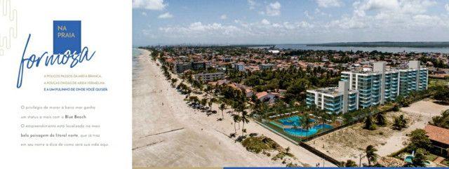 Lançamento Apartamento Beira Mar 3 Quartos na Praia de Formosa - Foto 10