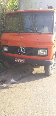 Caminhão 608d - Foto 2