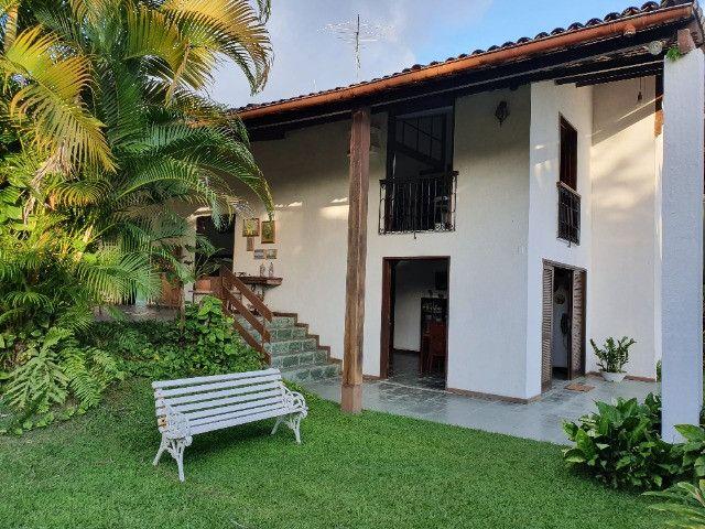 Casa em Cond. em Aldeia no Km 7 - 5 Quartos 3 Suítes 450m²