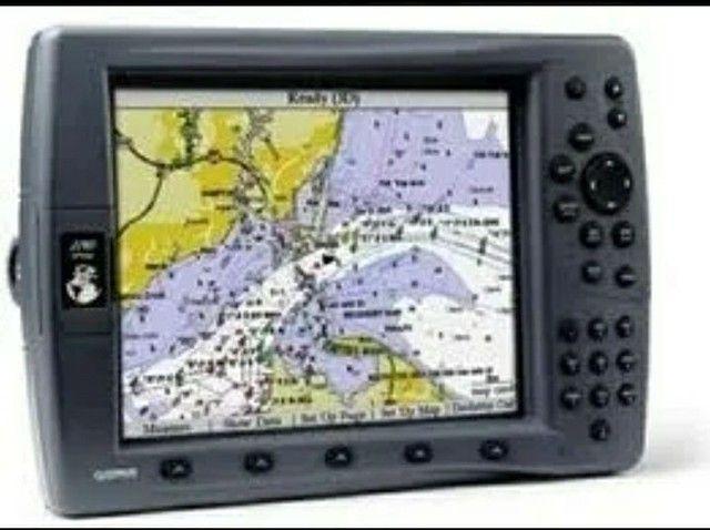 Carta náutica Gps 420s 421s 520s 521s 526s 720s 740s  - Foto 3