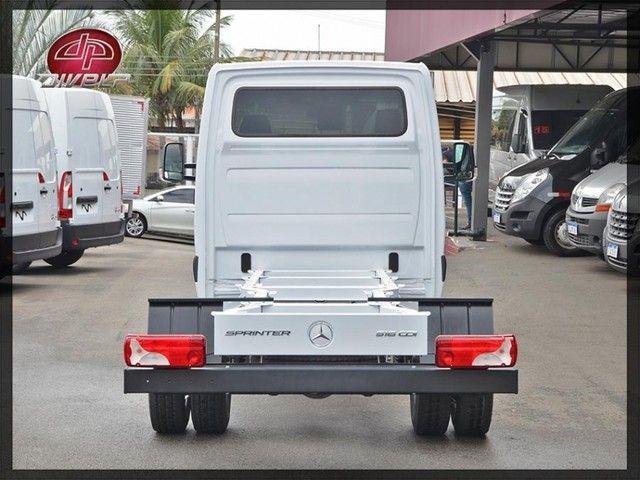 Mercedes Sprinter 516 CDI Chassis Extra Longa 0km com Baú - Foto 6
