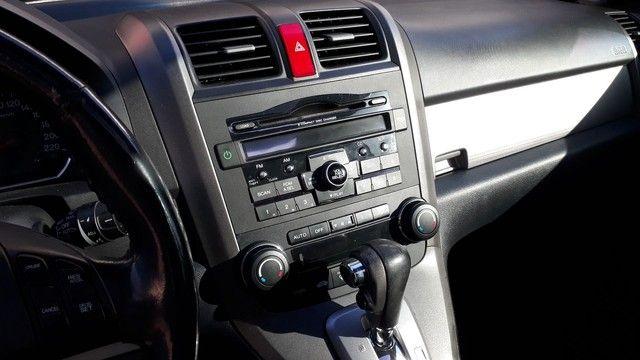 Honda CRV Exl Completa Teto Solar AWD - Foto 9