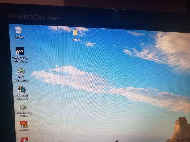Pc gamer completo - Ryzen 5 GTX 1650 16RAM SSD 1Tb - Foto 4