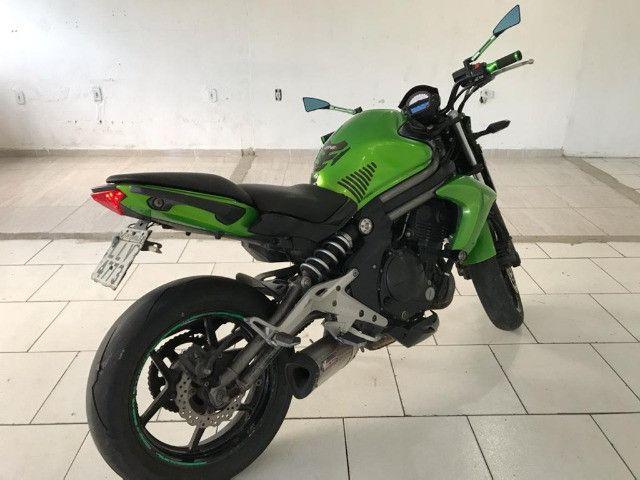 Kawasaki er 6n 650 - Foto 2