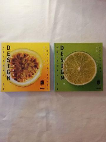 Catálogo da V Bienal de Design Gráfico da ADG