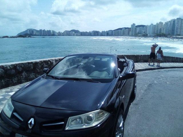 Renault megane dymamique coabriolet