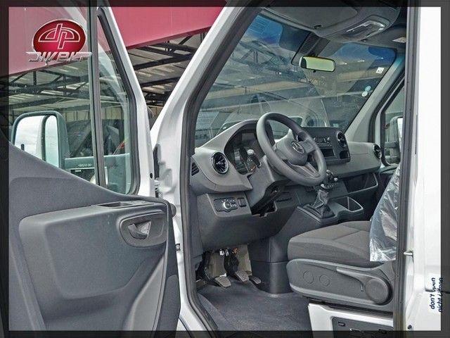 Mercedes Sprinter 516 CDI Chassis Extra Longa 0km com Baú - Foto 10