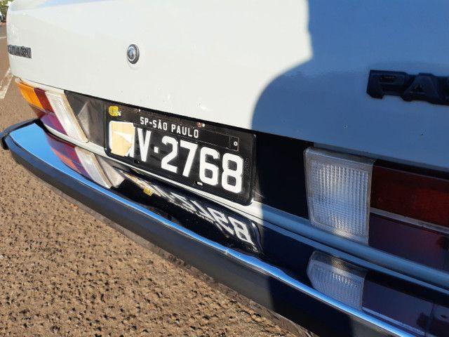 * Raridade - Passat Placa Preta 1983/1983 LS 1.6 AP - Foto 9
