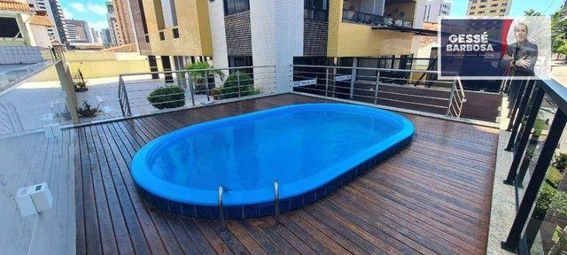 Apartamento em Manaíra João Pessoa a 100 metros do mar. - Foto 9