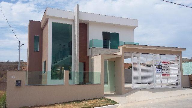 Casa Moderna - 2 pavimentos - Condomínio Fechado - Joá