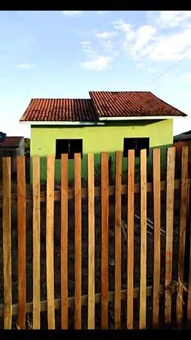 Casa em cacoal 180 mil a vista ou terra em troca