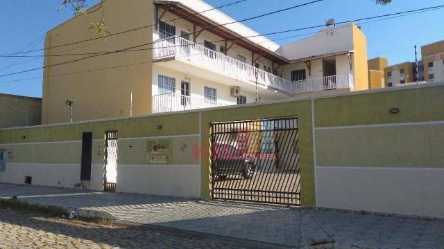 Aluga-se Apartamento no Residencial Mônaco em Nova Betânia