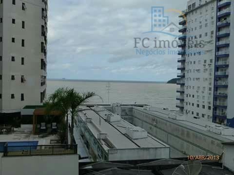Apto Mobiliado Quadra Mar 1 dorm., Centro, Balneário Camboriú.