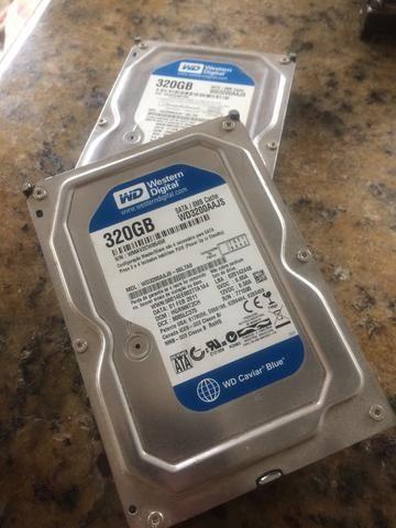 HD Western Digital 320GB