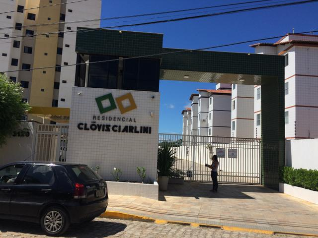 Vendo apartamento no Clovis ciarlini ou troco por terreno no Alphaville mossoro
