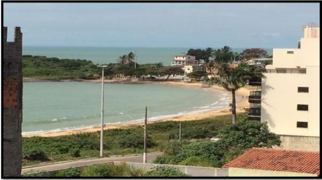 Apartamento em Enseada azul, Guarapari (Vista p/ o Mar)