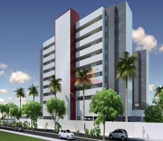 Vende-se Apartamento no Residencial José Negreiros em Mossoró