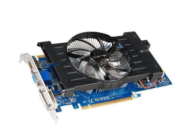 Placa de vídeo GTX 550 ti Gigabyte