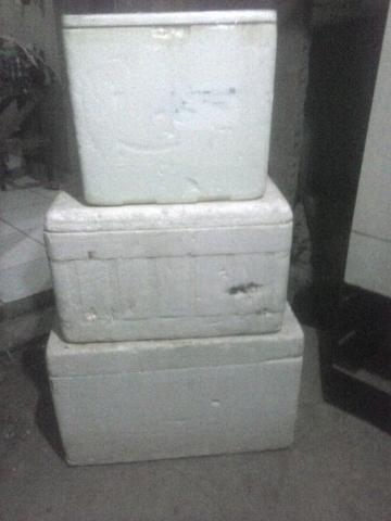 Desapego de caixas