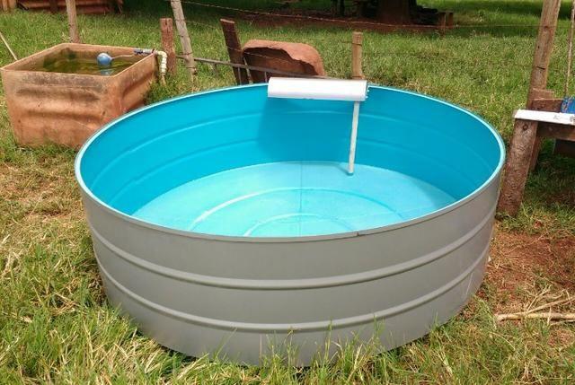 Caixa d agua metalica - Foto 2