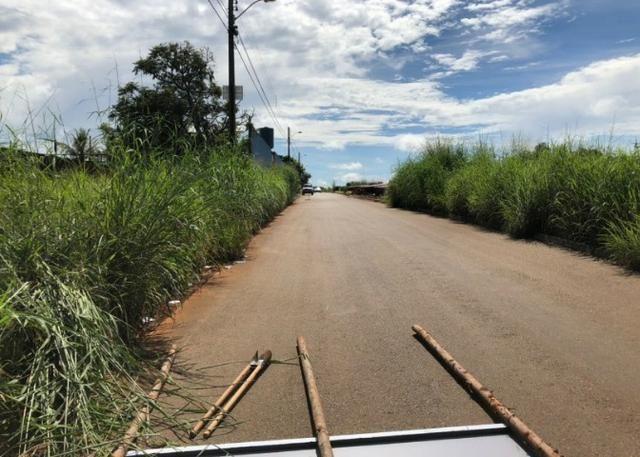 Areá na BR 060 saída para Brasilia Imobiliária Azevedo Gomes - Foto 5