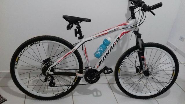 Bicicleta aro 29 Hidraulico 24 vel