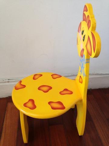 Cadeirinha de criança Girafinha