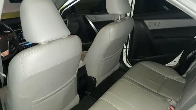 Corolla 2017 Xei 2.0 + GNV - MUITO NOVO - particular - carro de garagem - 43550km - Foto 13