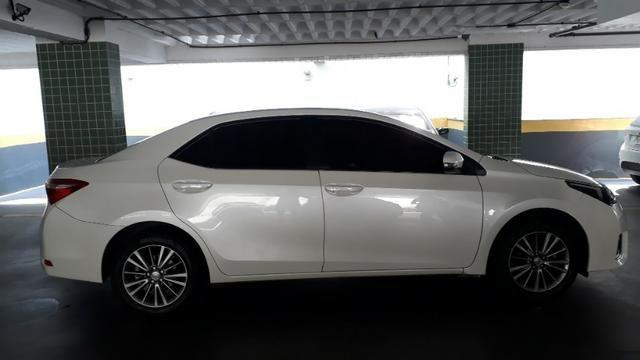 Corolla 2017 Xei 2.0 + GNV - MUITO NOVO - particular - carro de garagem - 43550km - Foto 10