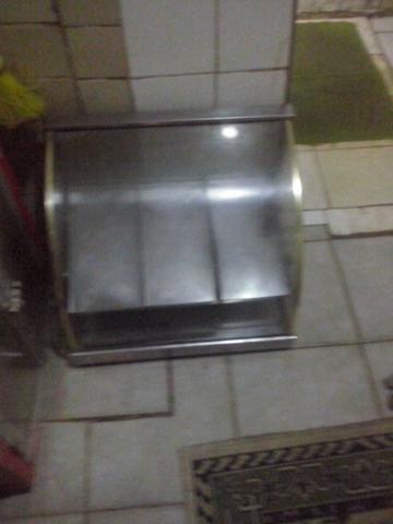 Estufa de vidro elétrica 6 bandeja