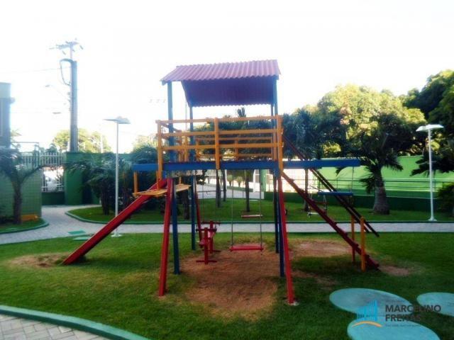 Apartamento residencial à venda, São Gerardo, Fortaleza - AP2311. - Foto 9