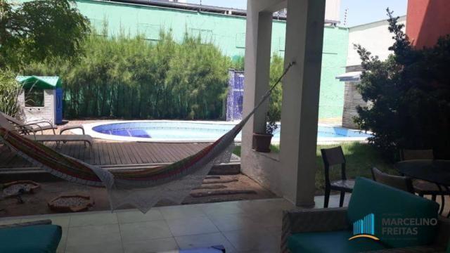 Casa com 4 dormitórios à venda, 523 m² por R$ 2.200.000,00 - Parquelândia - Fortaleza/CE - Foto 16