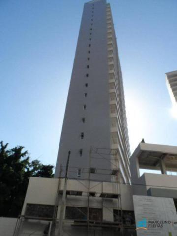 Apartamento residencial à venda, Meireles, Fortaleza - AP2772.