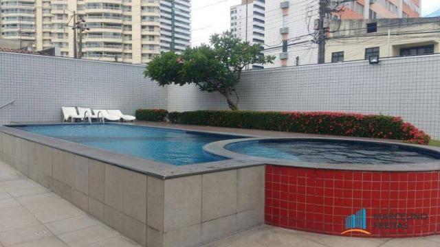 Apartamento residencial à venda, Fátima, Fortaleza - AP3406. - Foto 19