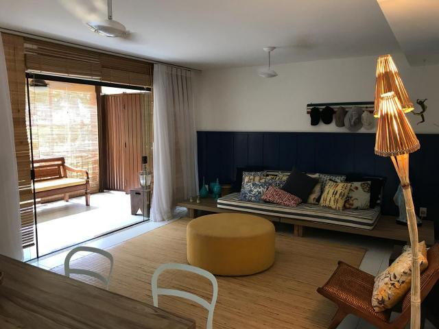 Village com 2 suítes à venda, 72 m² por r$ 1.000.000 - praia do forte - mata de são joão/b - Foto 2