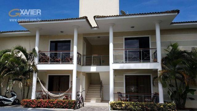 Apartamento com 2 dormitórios à venda, 84 m² por r$ 380.000 - centro - porto seguro/ba