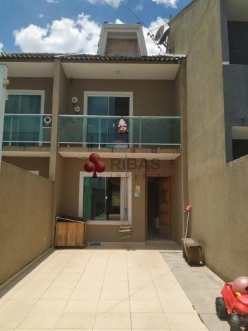Casa à venda com 2 dormitórios em Cidade industrial, Curitiba cod:15474 - Foto 2