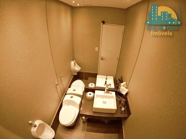 Casa no Condomínio Morumbi - Casa com 3 suítes - 100% Mobiliada - 4 vagas - Foto 9