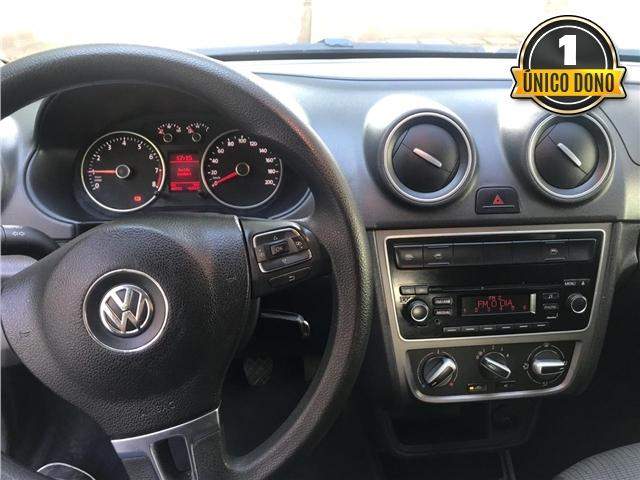 Volkswagen Gol 1.0 mi city 8v flex 4p manual - Foto 10