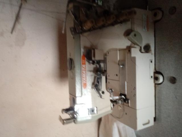 Vende se 3 máquinas de costura industrial - Foto 2