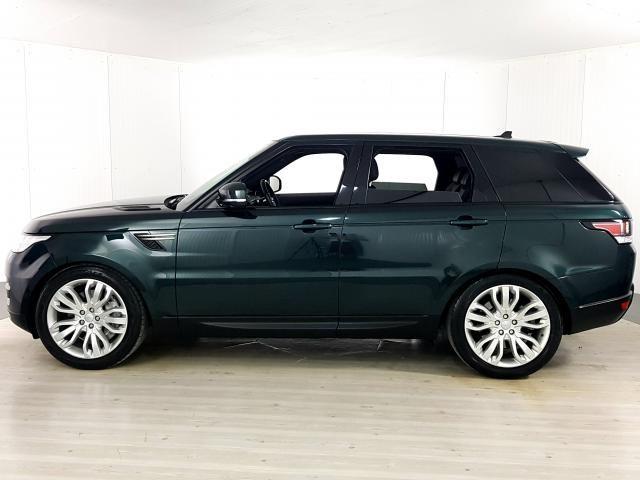 Land Rover Range R.Sport SE 3.0 4x4 TDV6/SDV6 Dies. - Verde - 2014 - Foto 3